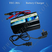 12V Battery Chargers for Car and Motocycle, Electric Car Charger 30A