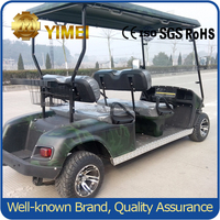 New Design Electric Golf Cart with 4 Seater