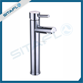 High quality brass basin mixer without drainers