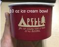 Japan quality Wholesale 330ml ice cream cup lunch cup