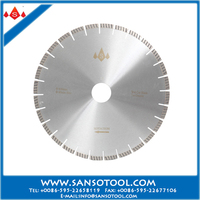 Outstanding performance diamond saw blade or granite/marble/concrete/limestone/sandstone/basalt/etc.