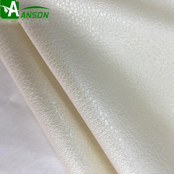 New design PU synthetic leather material for sofa bags decoration usage wholesale prices