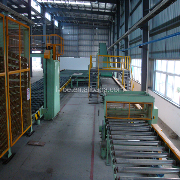 Special natural gypsum plant machines