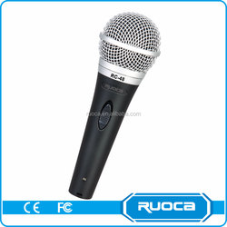 Advertising Promotion wireless portable vintage microphone