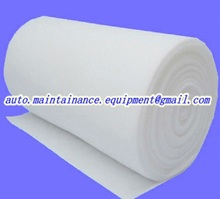 air intake cotton filter for auto spray booth