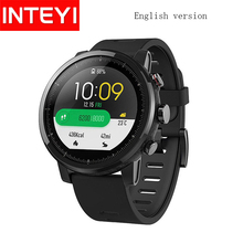 Xiaomi Huami Amazfit Smart Watch 2 English Version Sports Smartwatch With GPS PPG Heart Rate Monitor 5ATM Waterproof Amazfit 2
