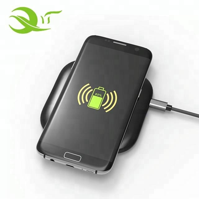2018 New Products Phone X Wireless Charger Fast Wireless Charging Pad Stand No AC Adapter for Galaxy S2 Blackberry Phones
