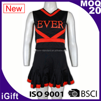 2016 Youth Sublimation cheerleading uniform Cheeling uniform