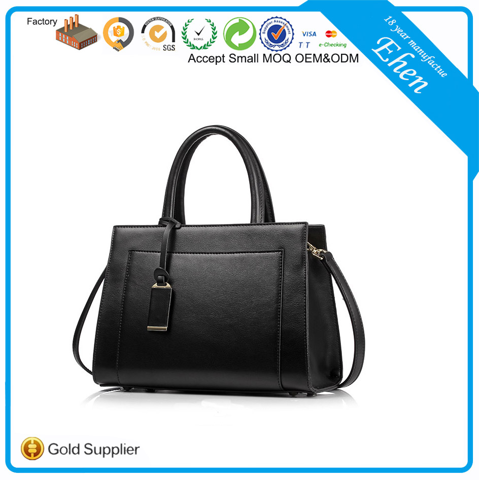 Aceept Small MOQ Customized Good Quality lady handbags brands famous guangzhou 2017
