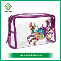 Promotional cosmetic bag pvc lamination promotional cosmetic bag promotional cosmetic bag