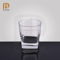 3oz New design high quality machine made whisky glass jack daniels whisky glass