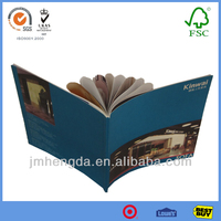 Fashion Design High Quality Overseas Bill Receipt Book Printing