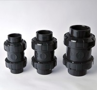 Factory Direct Price! small plastic valve/mini plastic check valve