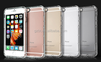 Mobile Accessories Anti Shock Full Protective Thin Transparent Clear Soft TPU Case for iPhone 6 Case