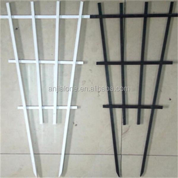 WY T-001 High quality agricultural products in raw bamboo materials decorative garden trellis and U-shaped bamboo trellis