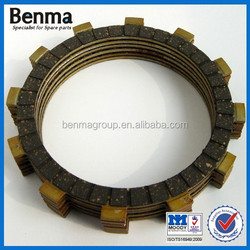 Clutch Disc Type Friction plate for motorbike with HF logo