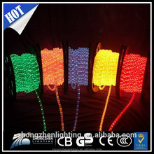 Led light swimming pool rope light , 220v color changing led rope light wholesale