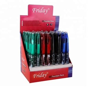 Wholesale cheap smooth write office fountain pen business gifts classic brand best chinese supplier fountain pens