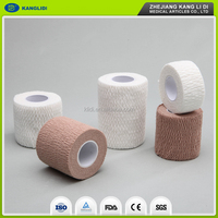 Cotton self-adhesive elastic bandage(LATEX FREE)