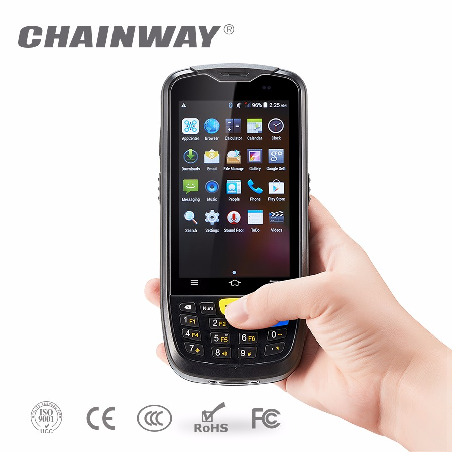 Chainway C6000 Android Handheld device with Bracode / RFID /4G / Wifi / Bluetooth / GPS / Camera