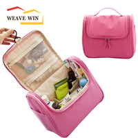New Travel series hanging wash toilet Bag Durable Makeup train Storage Case toiletry bag