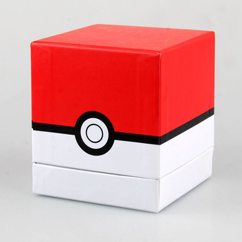 Pokemon Go Ball Bluetooth Speaker With Breathing Led Light