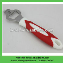 personalized bottle openers with two-colored handle