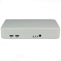 HD UK Market 4ch Kit 1080P D1 Mini Case 2.5'' SATA HDD1TB Indoor Use DVR