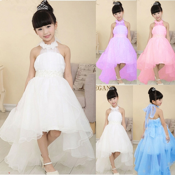 Flower Girl Dresses Kids Evening Gowns for 3-8 Years Children DRESS-KD-002