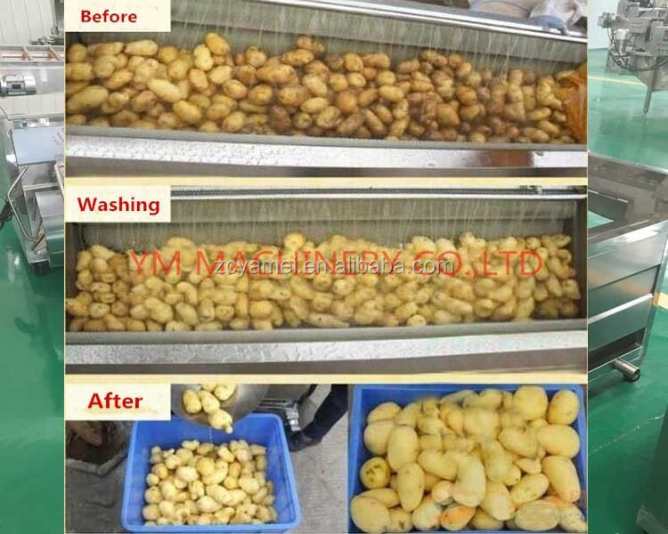 vegetable fruit carrot, potato, taro, onion, mango pineapple, pawpaw dicing cube dicer machine