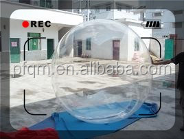 inflatable running water walking ball water buoy for sale