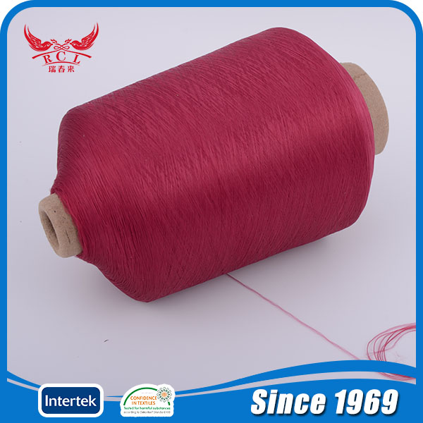 Wholesale polyester yarn for overlocking / 100D polyester thread / polyester overlock thread