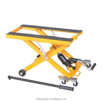 2014 New used 1500lbs hydraulic motorcycle lift