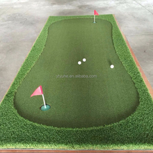 1.5x3.5m PGA requirement professional portable putting mat,putting green