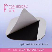 Pain Management Hydrocolloid Adhesive Herbal Patch
