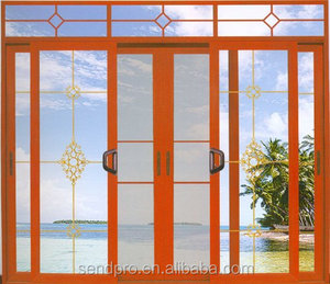 Professional Cheap decorative sliding translucent door panels