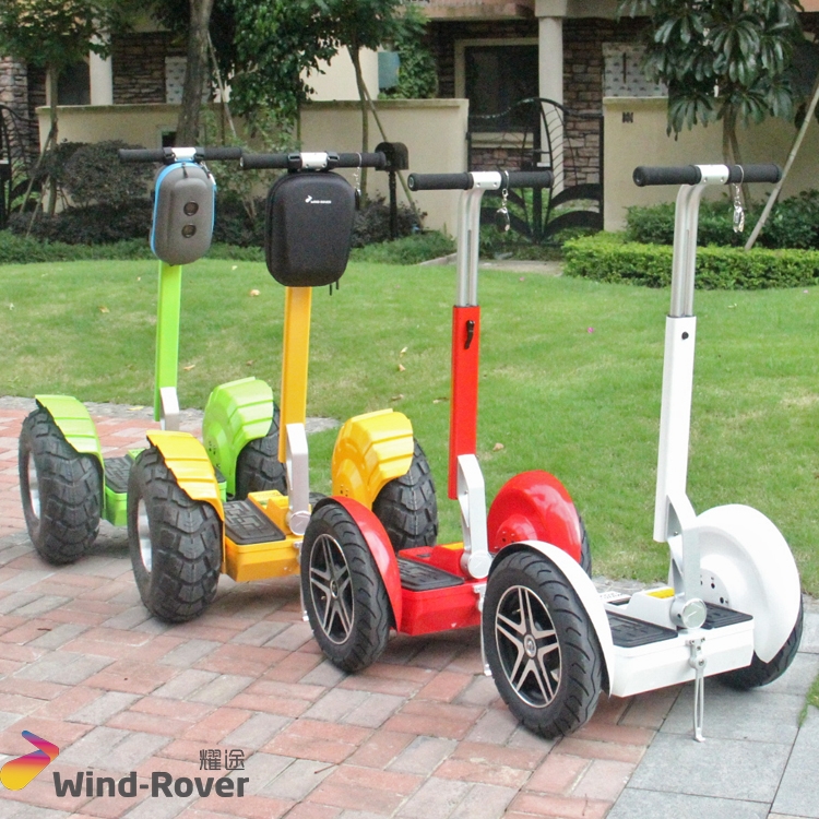Wind Rover Personal Transporter Two Wheels Self Balancing Scooter