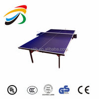 Best Selling facilities equipment cheap table tennis table