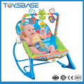 Toysbase multifunction musical plastic chair for baby