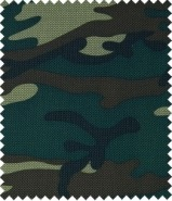 Camouflage PVC Coated Fabric