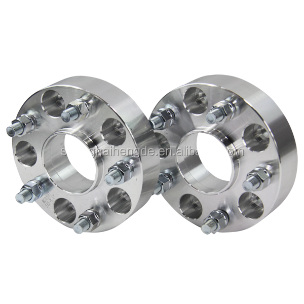 "for Jeep Wrangler 5x5 1.5"" Thick Hub Centric car Wheel Spacers Adapters"