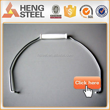 Electro galvanized handle wire