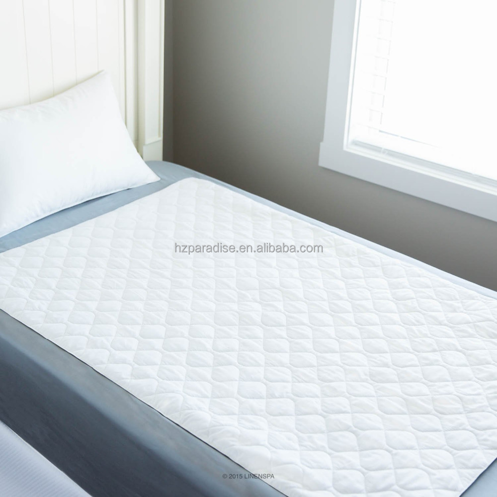 Waterproof Sheet Protector with Highly Absorbent Fill Layer and Soft Cotton Blend Cover - Jozy Mattress | Jozy.net