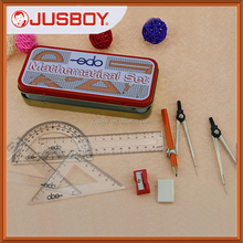 school engineer drawing compass instrument,professional geometry sets,mathematical set box