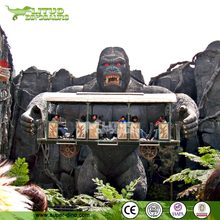 Park Huge Animal Kingkong Rides For Kids Park