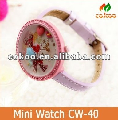 Korea Mini Brand Watch CW-40