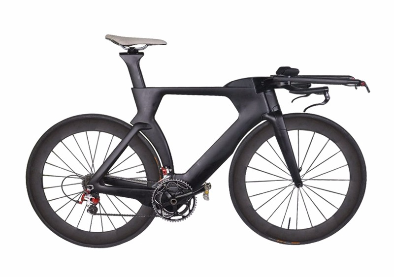 2017 Newest Carbon time trial triathlon bike frame TT012