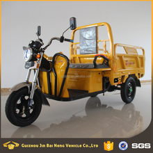72V Voltage and 600W-800W Power electric tricycle