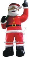 Customized design hot seller CE approval inflatable christmas toy