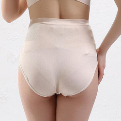 No mark slimming abdomen slimming waist breathable maternity care panties